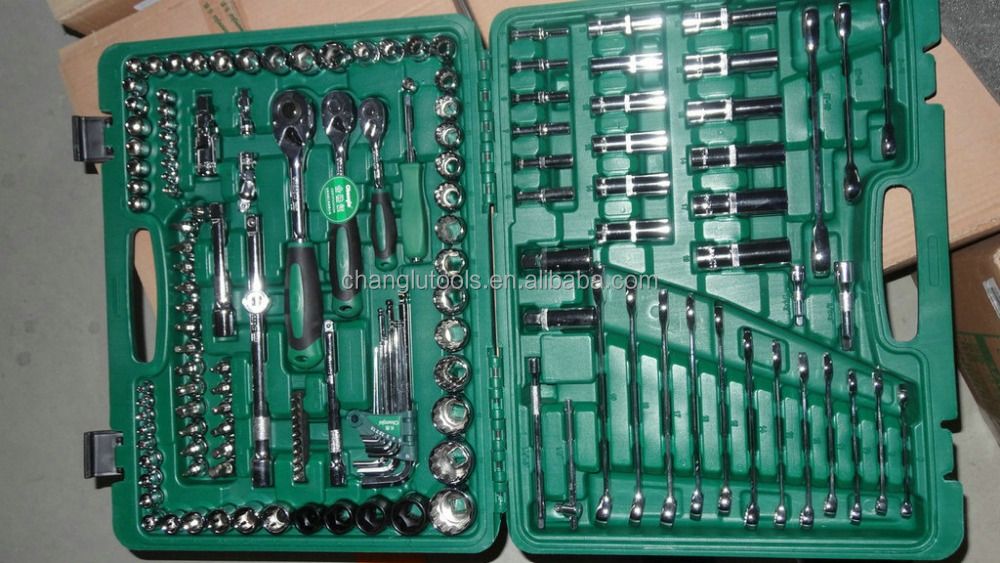 hand tools 150pcs auto cable repair kit/Tool Box Set