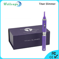 Cheap best quality glass tank snoop dogg e-cigarette dry herb vaporizer cartridge
