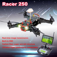 2016 alibaba china supplier 2016 Racer 250 FPV RC Drone Quadcopter with 5.8G Transmitter OSD&1000TVL Camera RTF