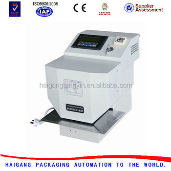 card embossing machine price