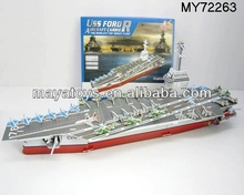 large aircraft carrier-- DIY 3D Puzzle Building Series toys