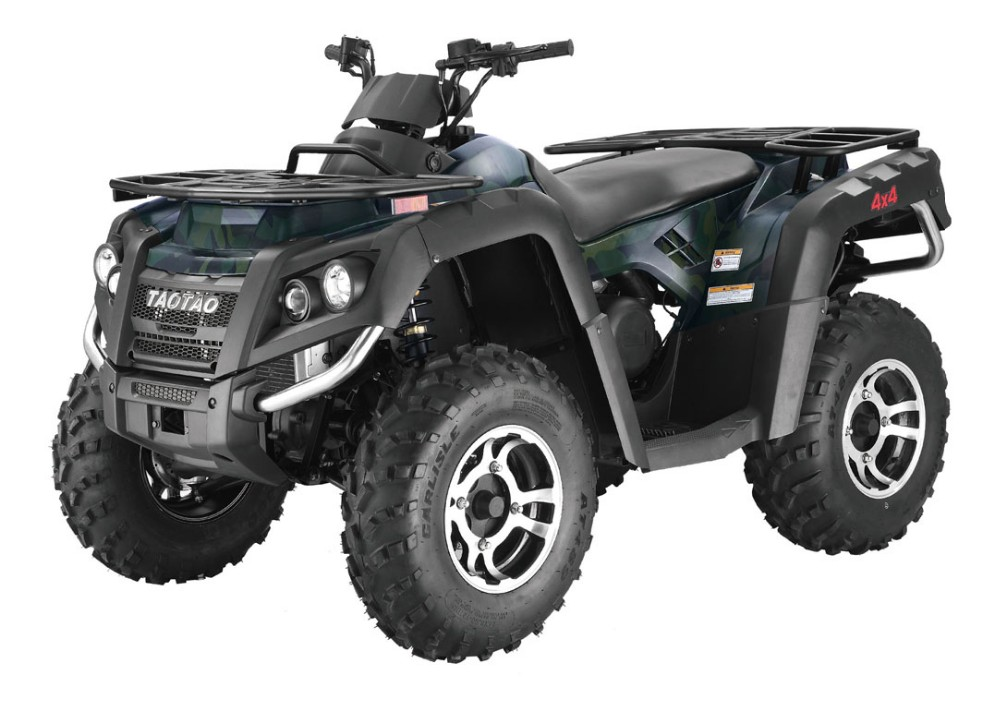 2016 quad EEC ATV with 300cc water cooled shaft transmission,4X4