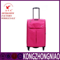 Vintage Luggage Travel Suitcase Universal Wheels Trolley Luggage Bag For Men and Women