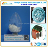 polyester resin for tgic powder coating/ unsaturated polyester resin catalyst