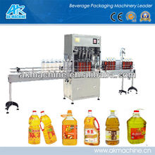 Automatic Linear Edible oil Filling Machine