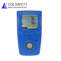 GC210 personal portable natural gas detector CH4 leak alarm