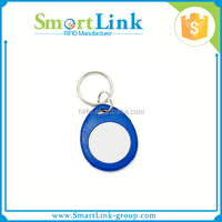 125Khz Proximity RFID key tag, ID Token Keyfob Tag,rfid contactless key fobs Chain for access control