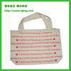 Custom Natural Color Cotton Canvas Tote Bag