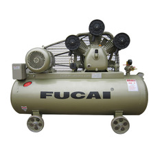 China FUCAI CE approved Model F3608 4HP motor 65x3 Cylinder low noise AC oil lub air compressor