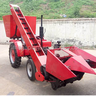 Agricultural Machine Mini Corn Combine Harvester,Small Harvesting Machine