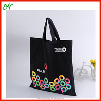 Customized Recyclable Promotional Natural Canvas Cotton ECO Tote Bag
