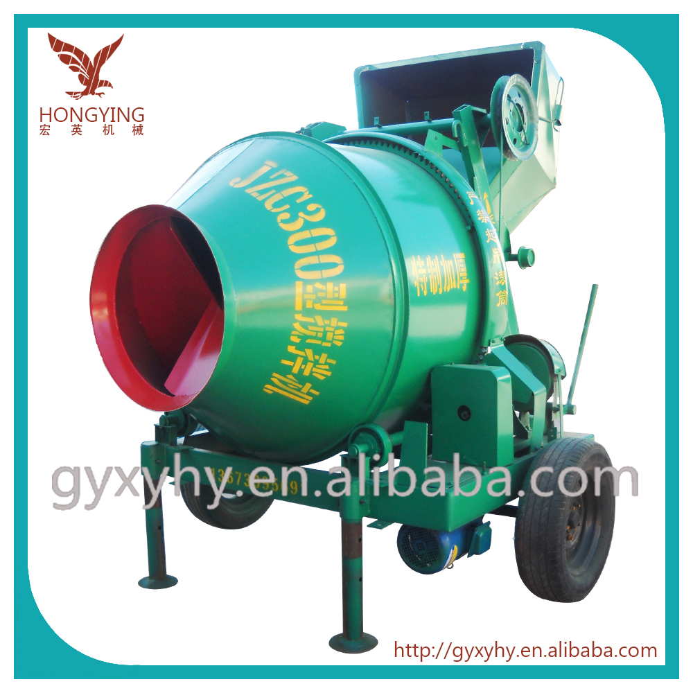 400 Liter Cement Concrete Mixer