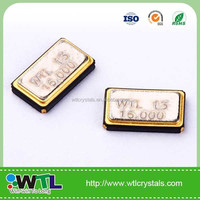 6.0*3.5mm SMD 4pads Quartz Crystal-18.000MHz electronic components mobile phone