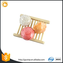 Travelling Hotel amenities White small small decorative soaps