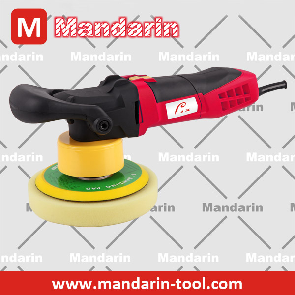 dual action car polisher, high working efficient car polisher, rechargeable car polisher