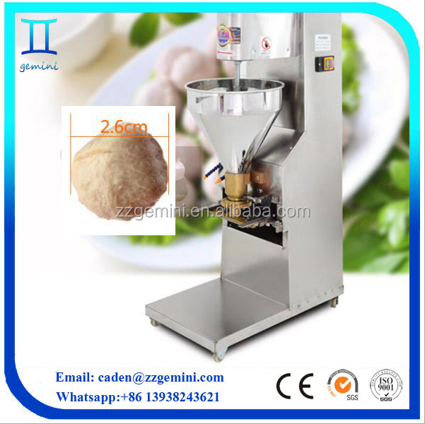 Sale automatic meatball making machine/beef ball rooling machine /meat ball maker to make beef fish pork ball