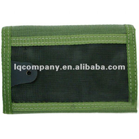Military Hook-and-Loop Mini Organizer CMC Wallet Pouch