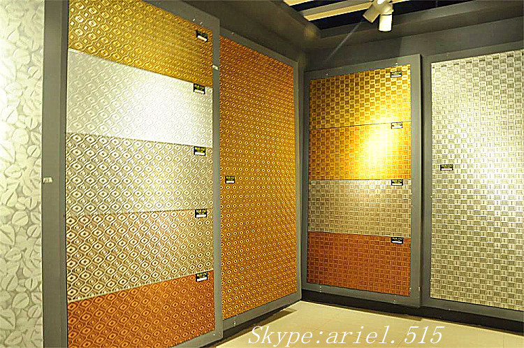 Kitchen Laminate Wall Covering 3d Gypsum Decorative Wall
