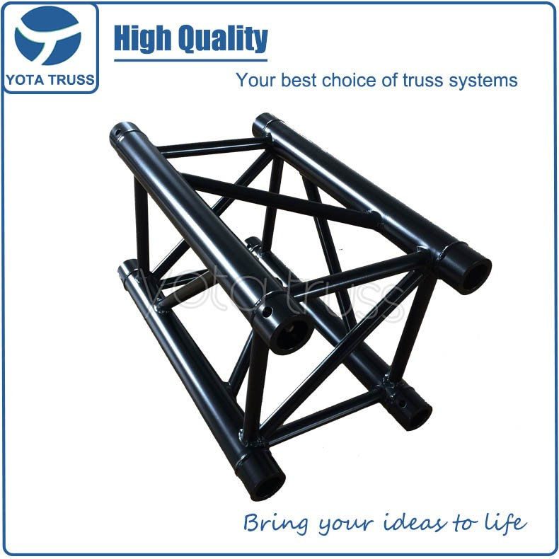 Yota Offer Spigot Black Truss Aluminum Truss For Event