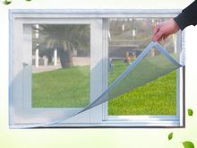 2017 Newest magnetic fly screen / Premium Magnetic Flying Insect Door Screen Curtain