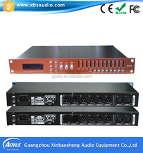 China manufactuer professional digital sound processor DP480