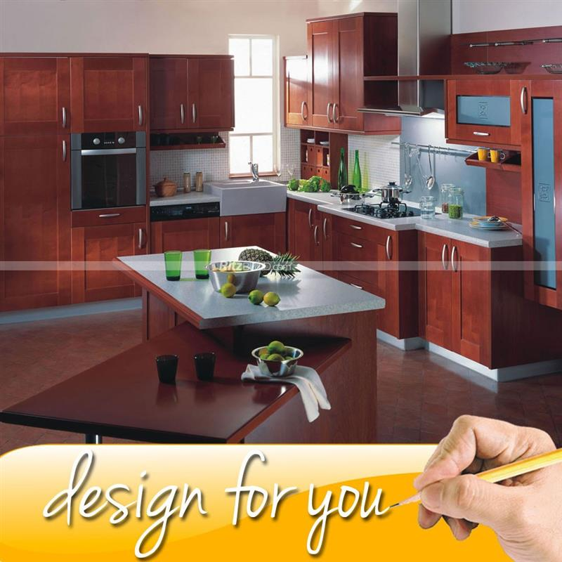 Canada Kitchen Pantry Cupboards Kitchen Cupboard Manufacturer in China