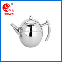 Hot sale stainless steel tea pot / tea kettle / thermos coffee pot