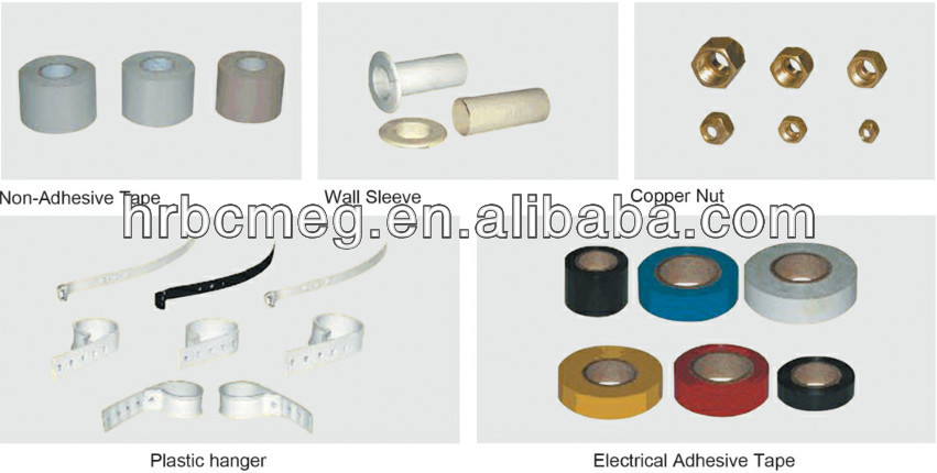 refrigeration copper tube fittings