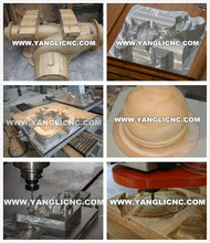Factory price! CE supply cnc 5 axis sculpture cnc router woodwork machine for wooden aluminum plywood( YLSP1325-100)