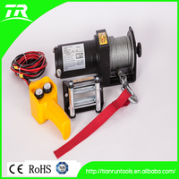 2000LB 12v small elelctric winch for utv
