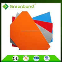 Greenbond caravan modern exterior wall cladding building materials
