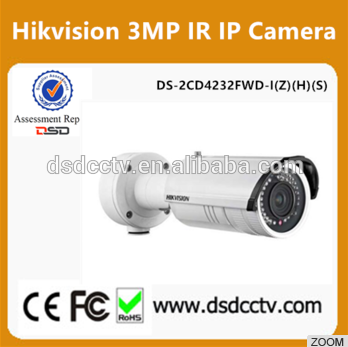 Hikvision smart Facial detection 3MP network bullet camera DS-2CD4232FWD-I
