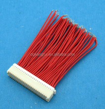 China manufacturer SH1.0 /SHR 1.0 cable assembly 1.00mm pitch jst connectors 2 pin
