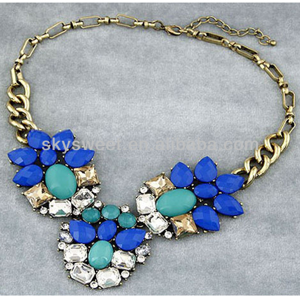 Statment bib necklace for women,indian necklace for women(SWTN1283)
