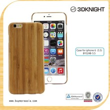 OEM Eco-friendly Bamboo/wood mobile Case For Iphone 6