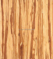 Natural bamboo flooring for carbonized vertical and zebra vertical