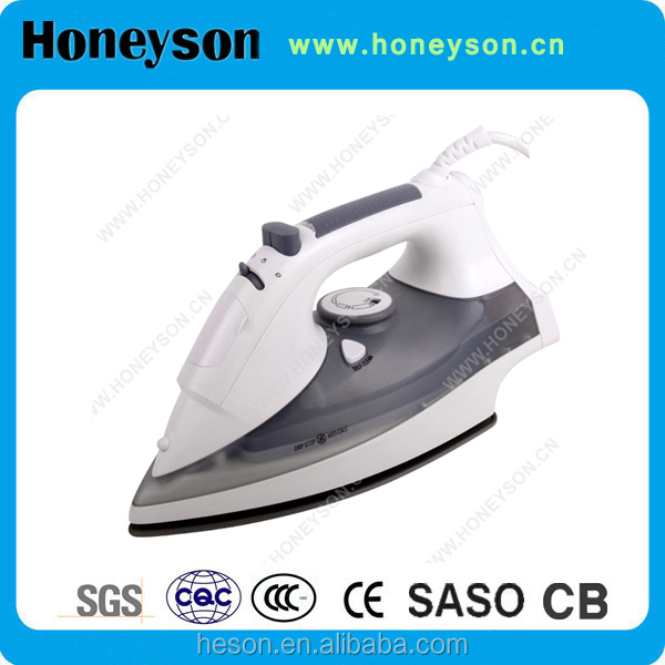 Honeyson new hotel power cord for clothes steam hanging iron