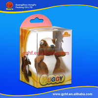 2016 new style plastic packaging for the bear toy