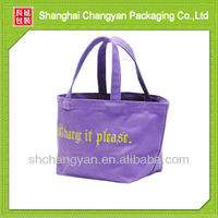 Wine bottle bag with flower (CA-044)