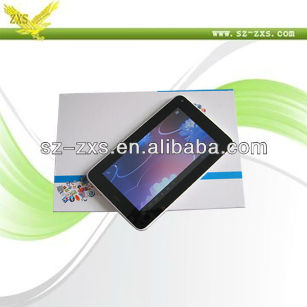SZ ZXS tablet pc google android 4.0 via a13 A13-2G