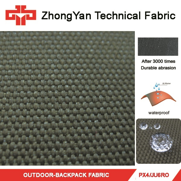 Hi strength water proof tpu coated polyester fabric