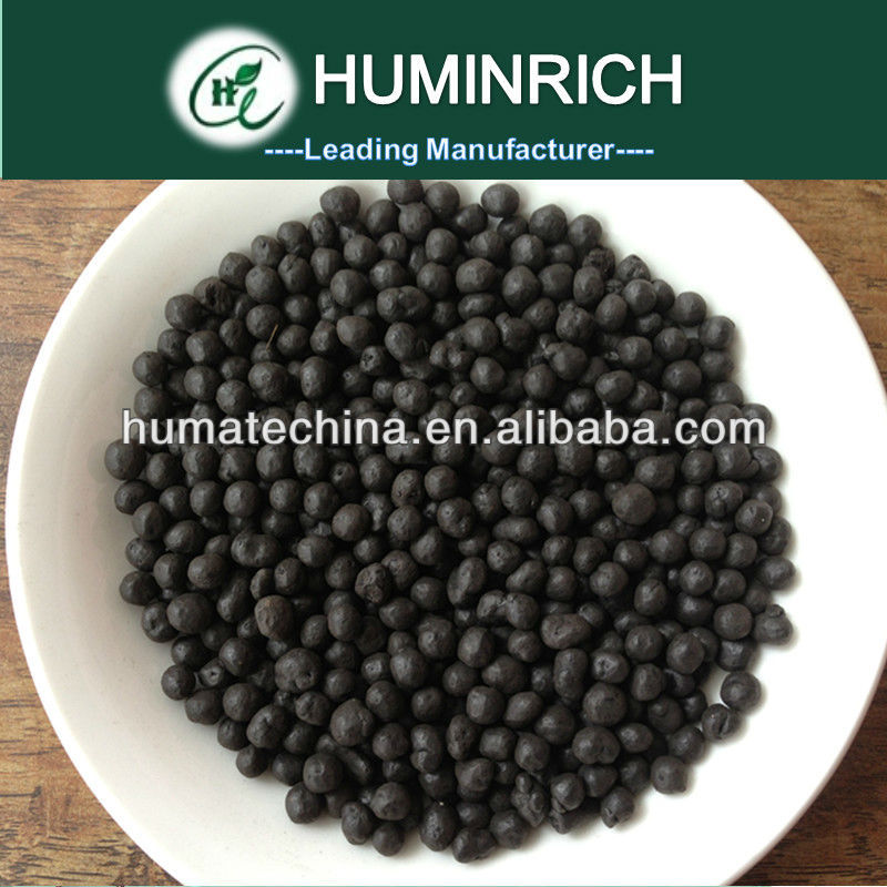 Slow release Humic Acid+NPK 8-8-8+TE Granular humic acid slow release fertilizer