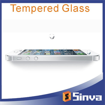 Top Quality 0.15mm 2.5D 9H Curved Edge Tempered Glass Screen Protector On Promotion