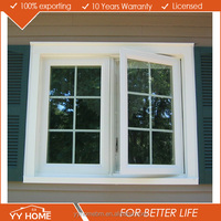Australian standard impact resistant french industrial windows used