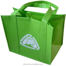 Ultrasonic Technology Factory Price tote PP Nonwoven bag, non woven Shopping Bag