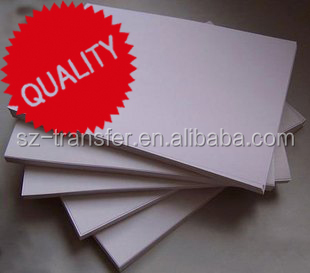 Chinese supplier transfer paper for t-shirt a4
