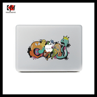 New protective cute vinyl sticker for laptop skin