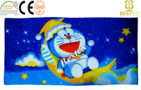 Doraemon High end Printed Kids cute design cotton towel beach