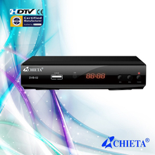 Simple and Low Cost Digital Full HD Combo Receiver DVB-S2 DVB-T2 Set Top Box