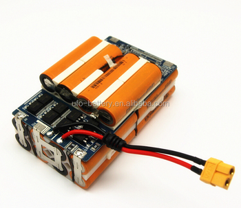 4.3Ah 36v li ion battery pack for hoverboard, self-balance scooter